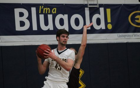 Blugolds soar over the Eagles