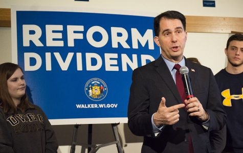 Gov. Scott Walker plans to increase education funding