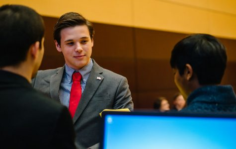 Student Senate to vote on Organized Activity Budget