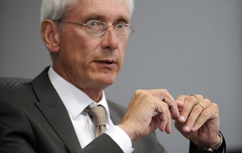 Wisconsin superintendent Tony Evers fights others' aims for public school takeover