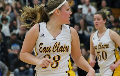 UW-Eau Claire Women's Basketball falls to UW-Whitewater