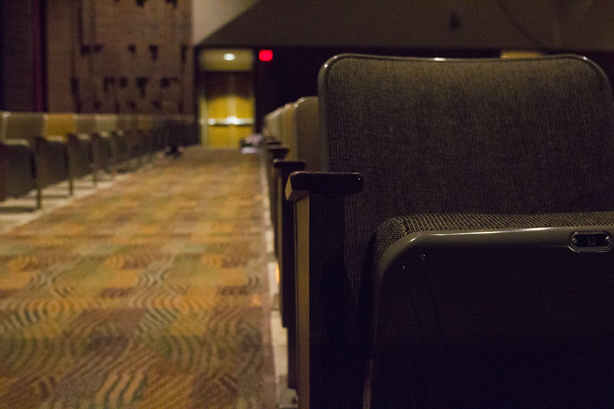 Low attendance at theatre events is becoming a big issue. With technology and social media on the rise, people do not want to spend the money or put in the effort to attend events in person.