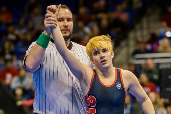 Recent events surrounding a transgender high school wrestler have America scared for what the Trump administration has in store.