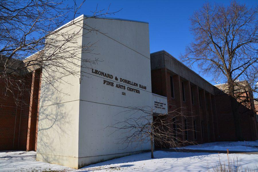 Haas Fine Arts Center was built in 1970 and has never had a comprehensive renovation.