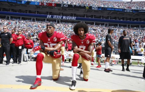 Politics may be affecting one NFL player's attractiveness to teams