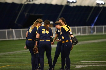 The Blugolds left Florida with 11 victories and only one loss over break.