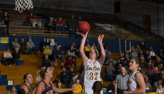 Blugold women's basketball season recap