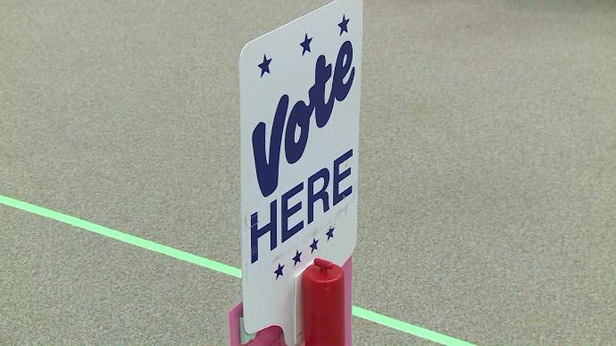 8.5 percent of eligible voters turned out for this years spring primaries.