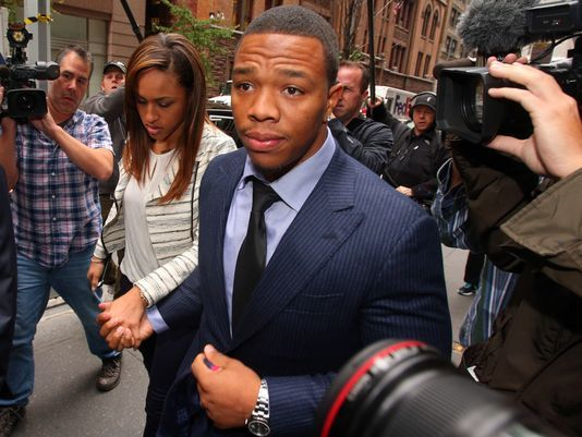 Ray Rice is one of the most prominent examples of a professional athlete's off-the-field issues costing him or her their job.