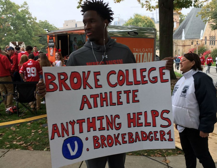 Star UW-Madison basketball player Nigel Hayes is one player who has recognized and is standing up to the NCAA in regards to their economic hypocrisy.