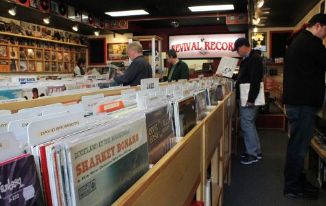 Revival Records along with The Local Store honored a traditional form of music consumption by selling music and keeping record stores in business.