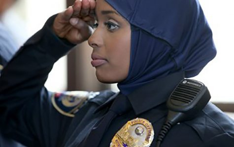 Police departments begin to recognize the need to include religious practices in the force
