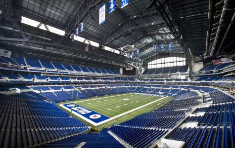 The Indianapolis Colts set a record when taxpayers funded $619 million of the $719 million dollars it cost to construct Lucas Oil Stadium.