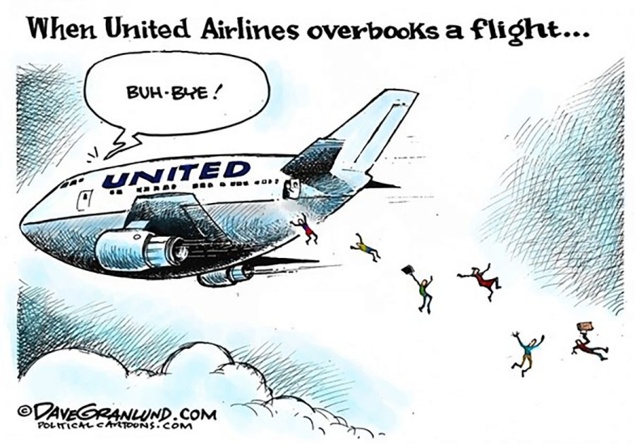 Cost Benefit Of Overbooking Flights The Spectator