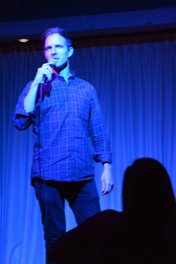 "Andy Haynes began comedy around 2004 when George W. Bush was reelected. Haynes has performed on ""Comedy Central,"" ""Conan"" and ""The Tonight Show Starring Jimmy Fallon."""