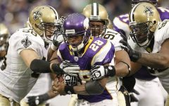 The Face Off: Does Adrian Peterson have anything left in the tank?