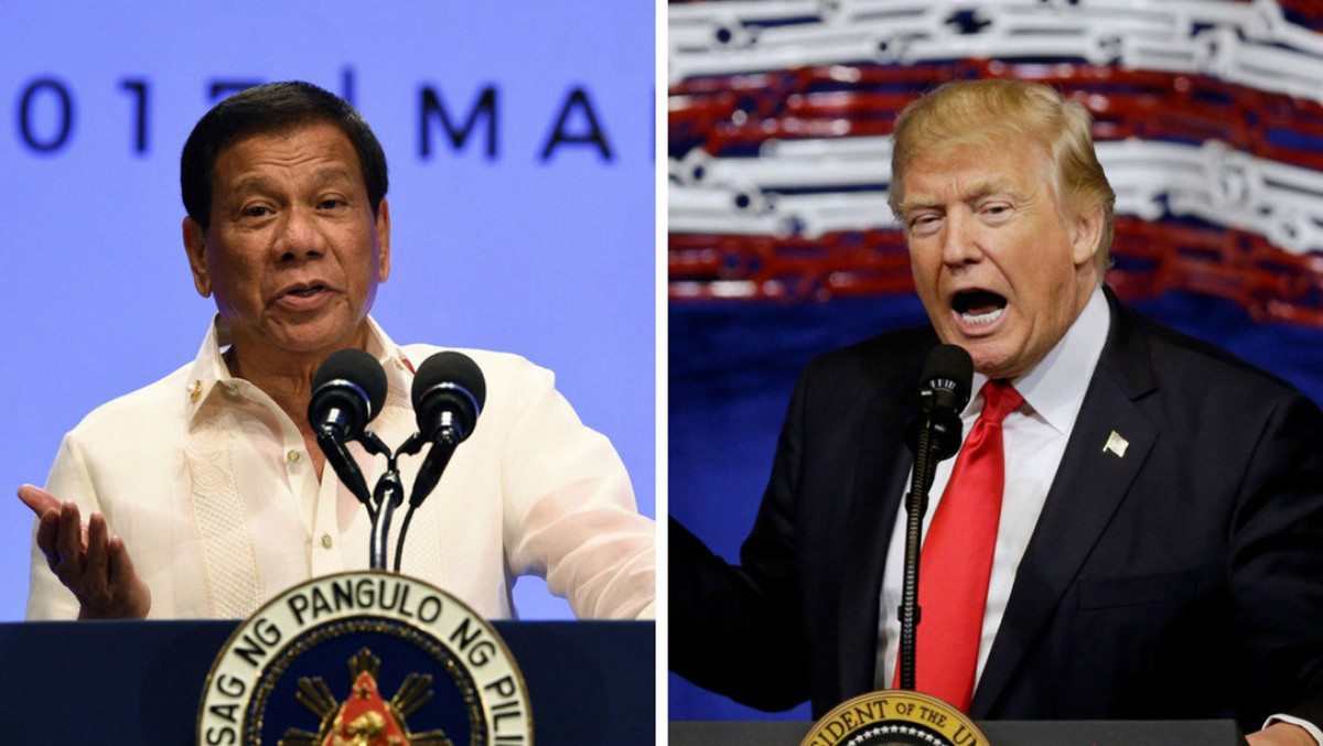 Filipino President Duterte has been referred to as the Trump of Asia.