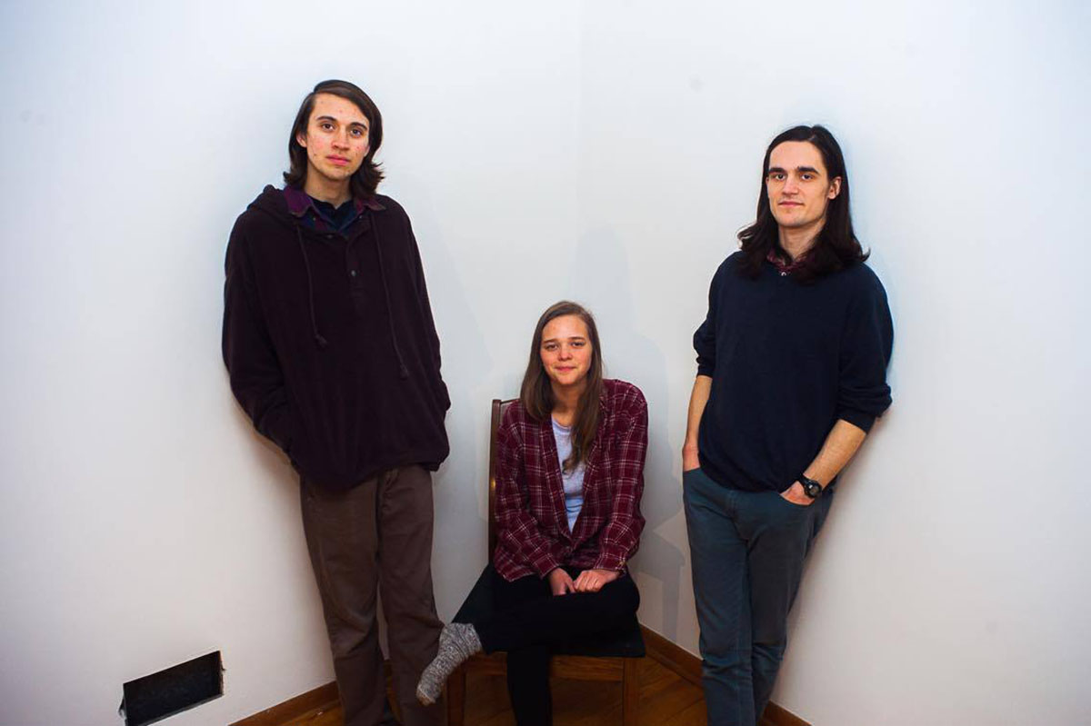 Local folk rock band, Idle Empress, has been creating music as a group since 2015. The group usually performs at house shows and small venues.