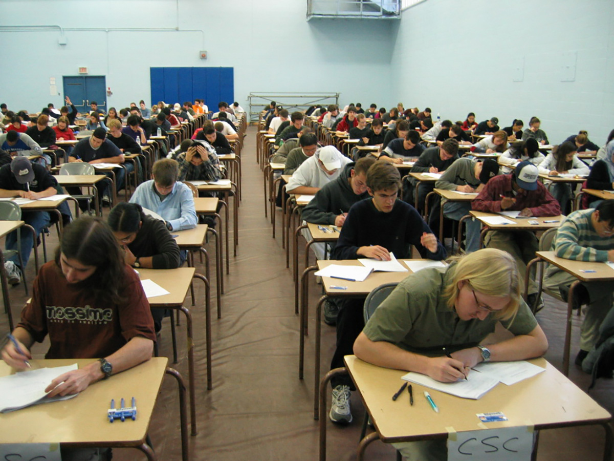 Finals season is upon us, and many students suffer from fear of failure and text anxiety, which can negatively affect their performances on tests.