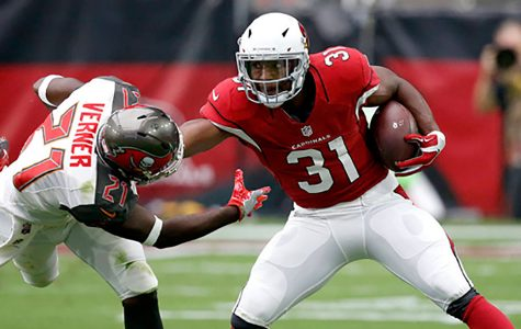 David Johnson, the top pick in many fantasy drafts this season, suffered a wrist injury in week one that will leave him sidelined for up to three months, a sight no fantasy owner wants to see.