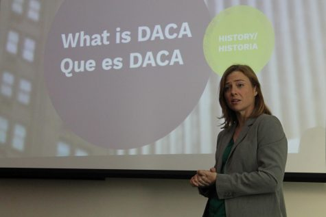 Immigration attorney holds DACA informational