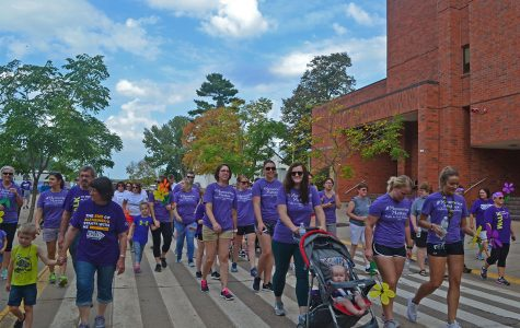 UW-Eau Claire hosts Walk to End Alzheimer's