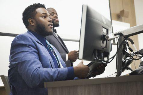 UW-Eau Claire's Black Male Empowerment group provides awareness of diversity