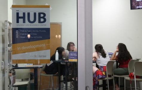 Increasing outreach opportunities with The Hub
