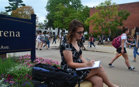 NOTA provides a place for poets at UW-Eau Claire