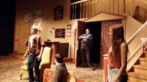 UW-Eau Claire senior explores theater world in multiple capacities