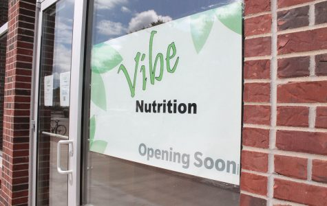 Vibe Nutrition is coming to Water Street