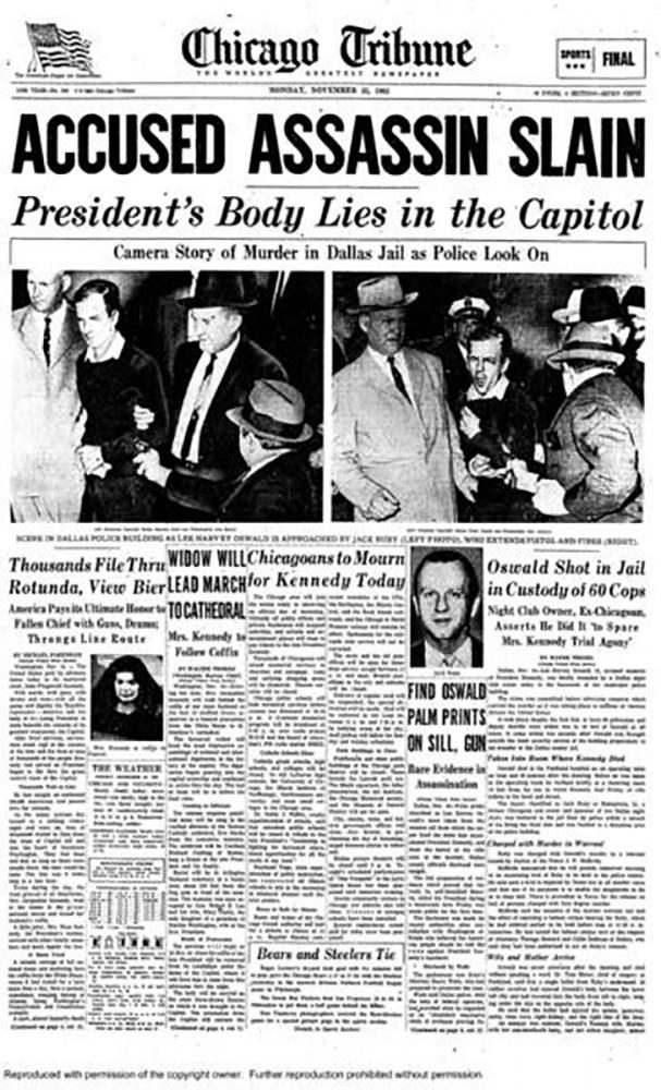 Many conspiracy theorists accuse the CIA of planning Kennedy's assassination.