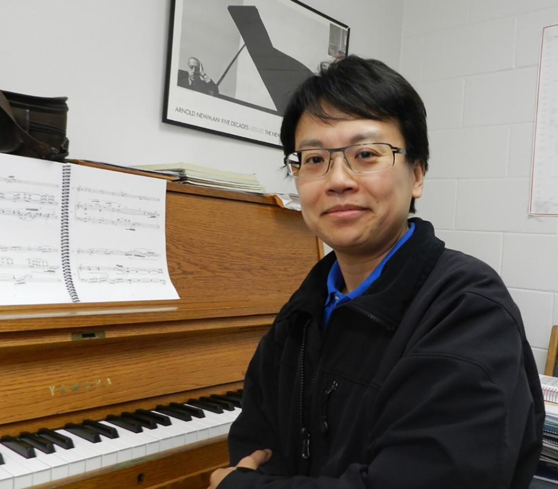 "Chai-Yu Hsu won a prestigious composition award for her piece ""Rhapsody Toccata."""