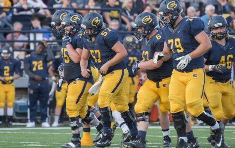 UW-Eau Claire Football falls to the George Fox Bruins