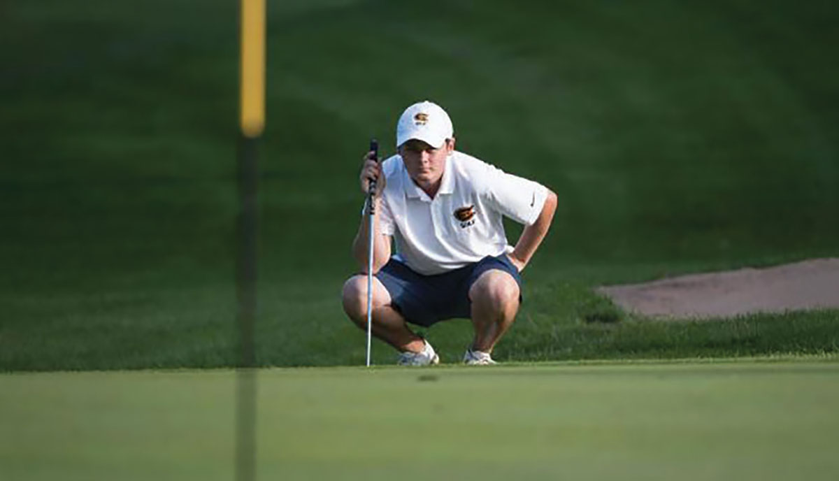 The+men%E2%80%99s+team+placed+four+golfers+in+the+top+25+at+the+Augsburg+Invitational.