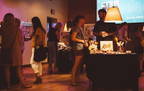 Volume One's The Local Store will host the Night Market every Friday until Oct. 20.