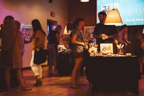 Shop, eat and unwind at the Night Market