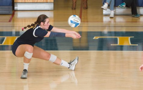 Women's volleyball builds confidence on the California coast