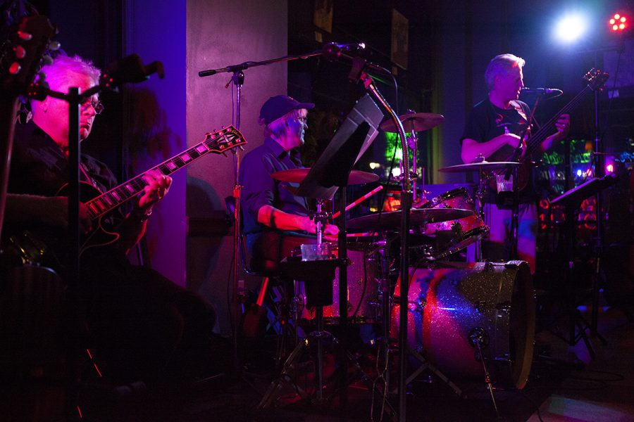 """""""The Other Brothers"""" plays a mix of jazz, blues and swing music. Their set is comprised of both covers and original pieces."""