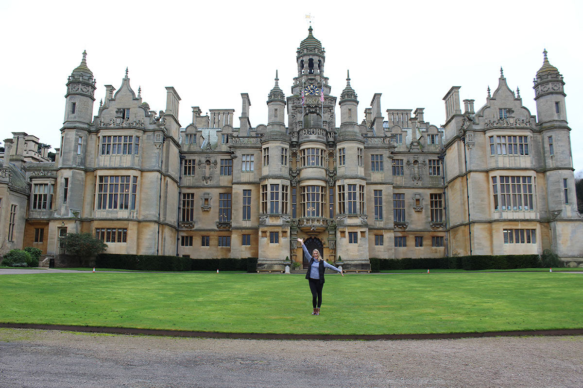 My semester in England, living and studying at Harlaxton College, taught me about the world and myself. Everyone should take the opportunity to study abroad.