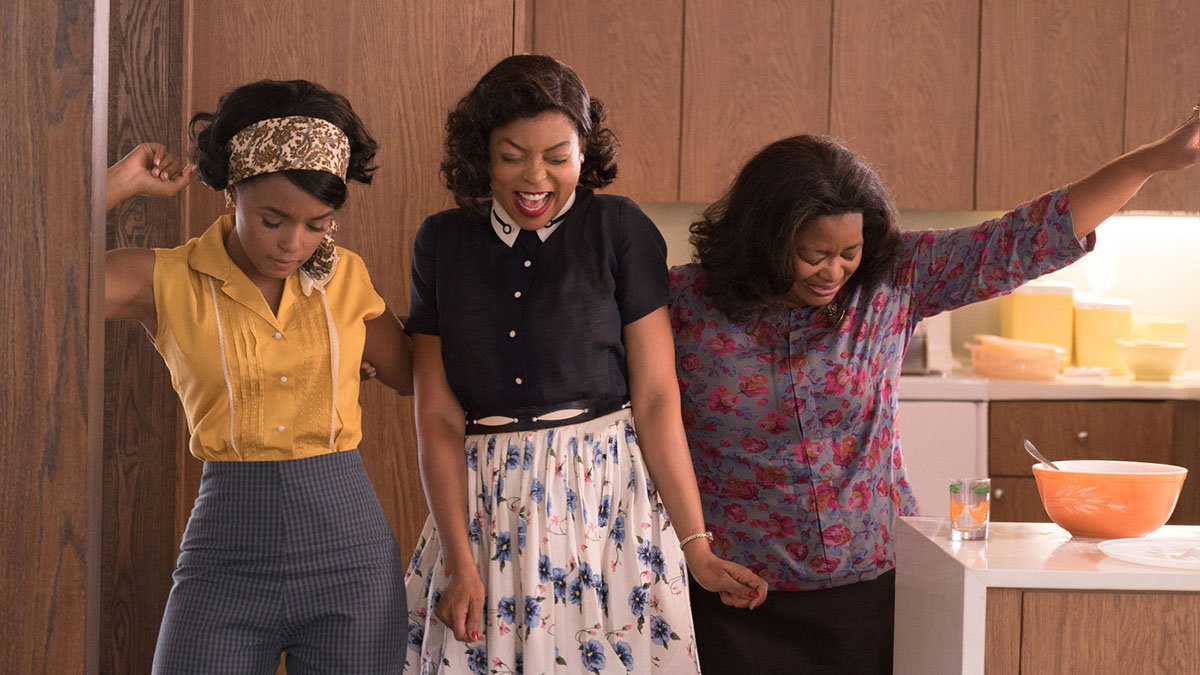 """""""Hidden Figures"""" is coming to the Woodland Theater Oct. 20-22. It tells the incredible untold story of three women at NASA."""