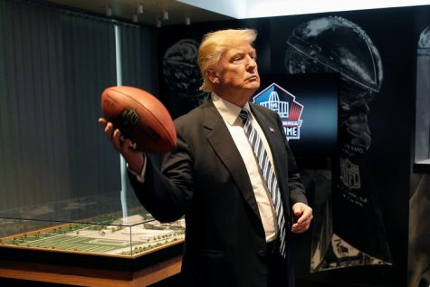 Trump Hotels get trumped by athletes