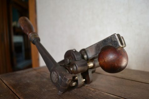 Exhibition displays historical inventions and artwork of Eau Claire