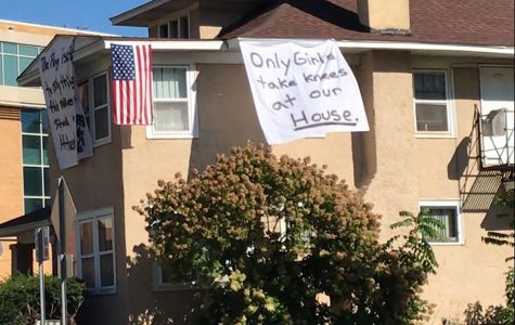 Vulgar signs displayed over Homecoming weekend raise concern across community