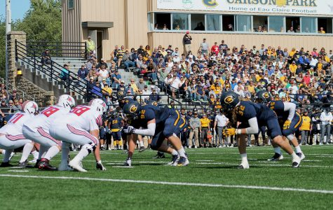 UW-Eau Claire football fails to achieve a homecoming victory