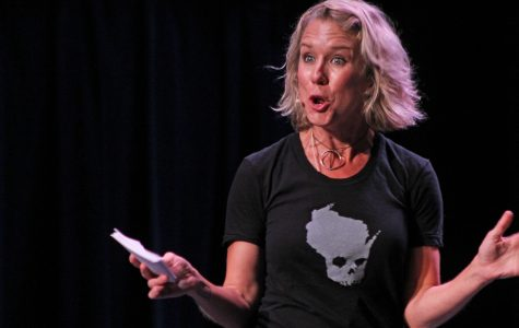 Comedian Lauren Weedman's 'The City Show of Eau Claire'