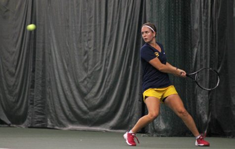 UW-Eau Claire women's tennis defeats conference rival