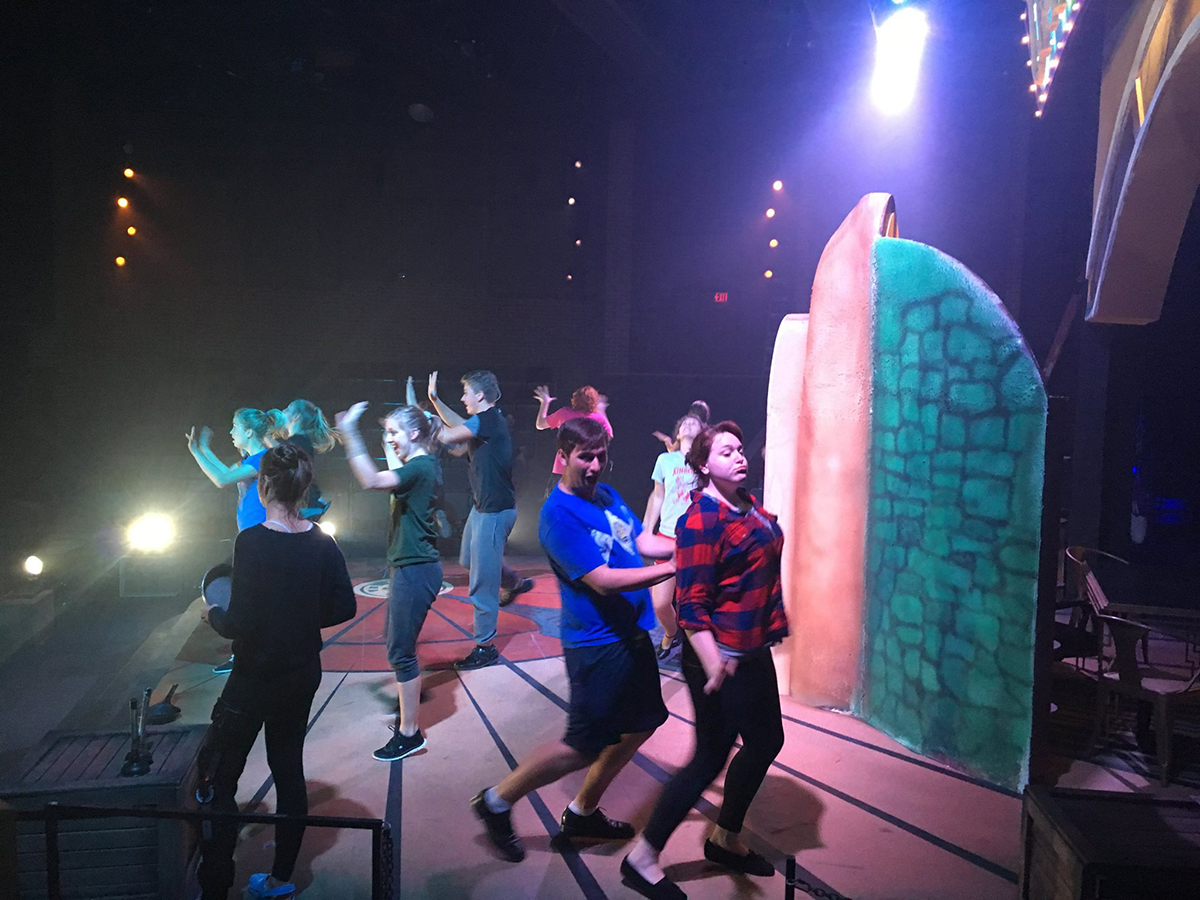 'Urinetown' is about a town faced with having to pay to go to the bathroom.