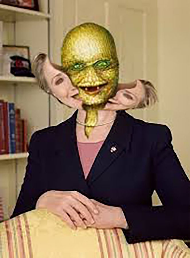 Former BBC sports reporter and conspiracy theorist David Icke believes the world is controlled by the Reptilian Elite, a group of shape-shifting monsters disguised as our world leaders.
