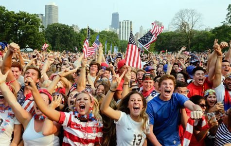 Football might be America's current favorite sport, but soccer's fanbase is growing. It's time we leave football behind and watch soccer instead.